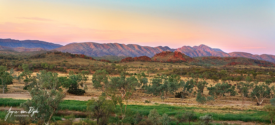 West-MacDonnell-Ranges