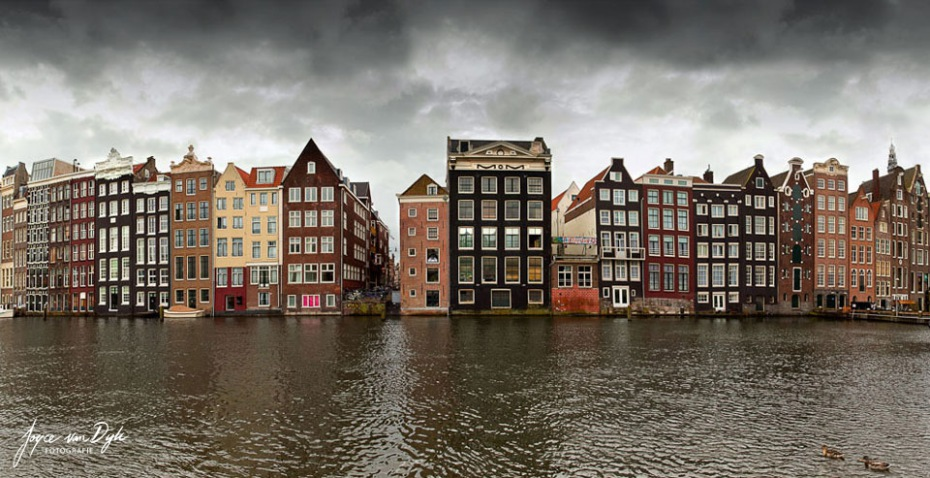 Amsterdam Canal Houses by Joyce van Dijk Photography Alice Springs