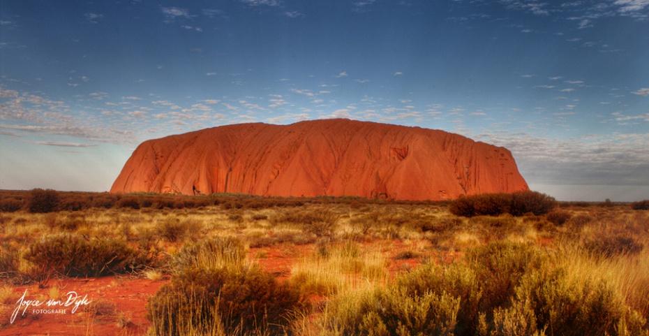 Ayers Rock Uluru Centraal Australië, Central Australia