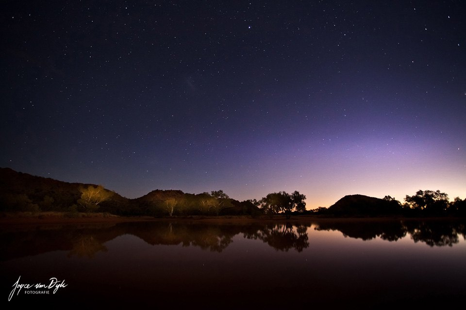 Night-Photography-Light-Painting-ClayPans-Ranges-and-Sunset