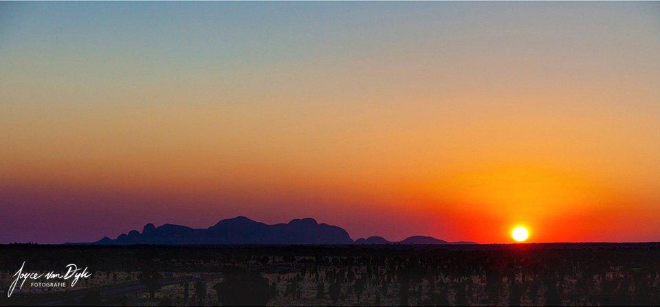 Kata-Tjuta-sunset